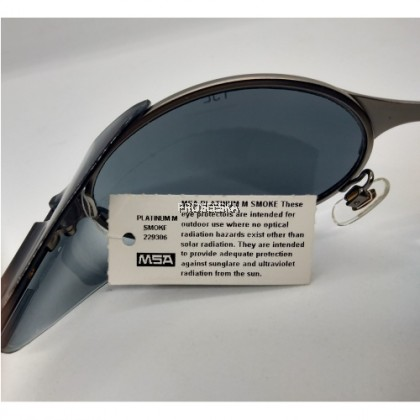 MSA Platinum 229306 Smoke